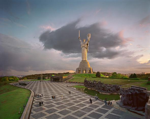Kiev alla madre terra
