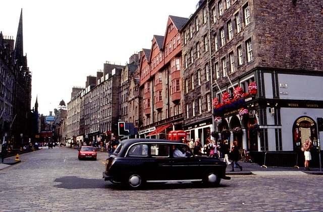 edinburgh edimburgo scozia