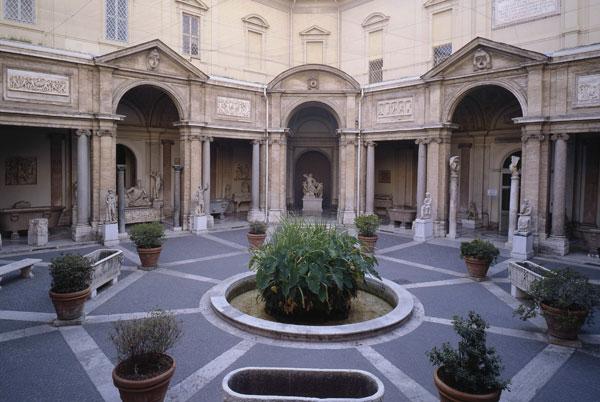 Musei Vaticani Il Museo Pio Clementino