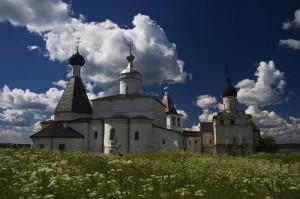 Il complesso monastico di Ferapontov, una perla nella Russia del Nord