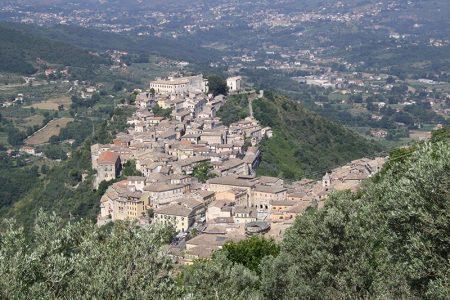 Arpino, la città di Cicerone, in Ciociaria