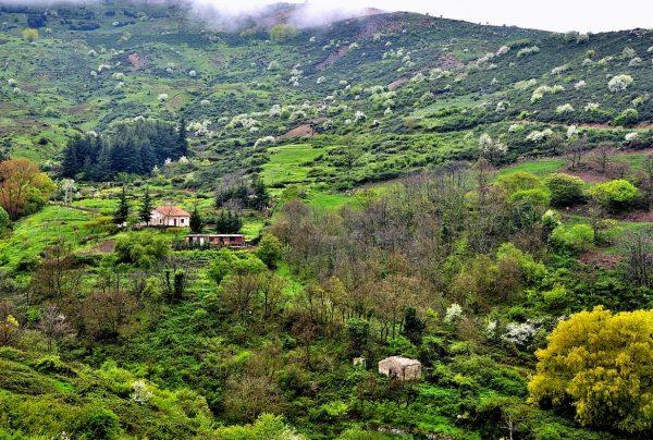 Geraci Siculo, nel Parco delle Madonie (provincia di Palermo) #fotospettacolari