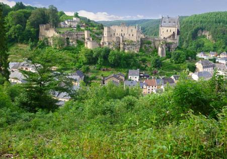 La regione di Müllerthal –  un paradiso per gli escursionisti nel Lussemburgo