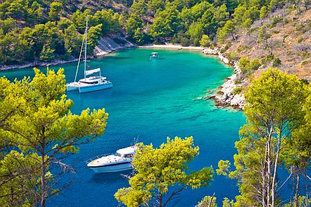 Perché è impossibile non amare le vacanze in barca a vela in Croazia