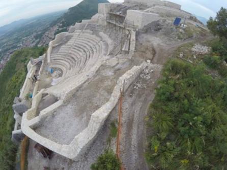 Il teatro-tempio di Pietravairano: un gioiello riscoperto in provincia di Caserta