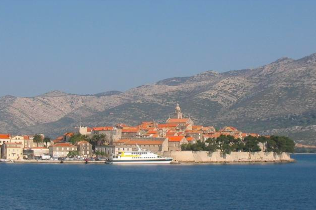 Una visita all'isola di Korcula (Curzola), in Croazia