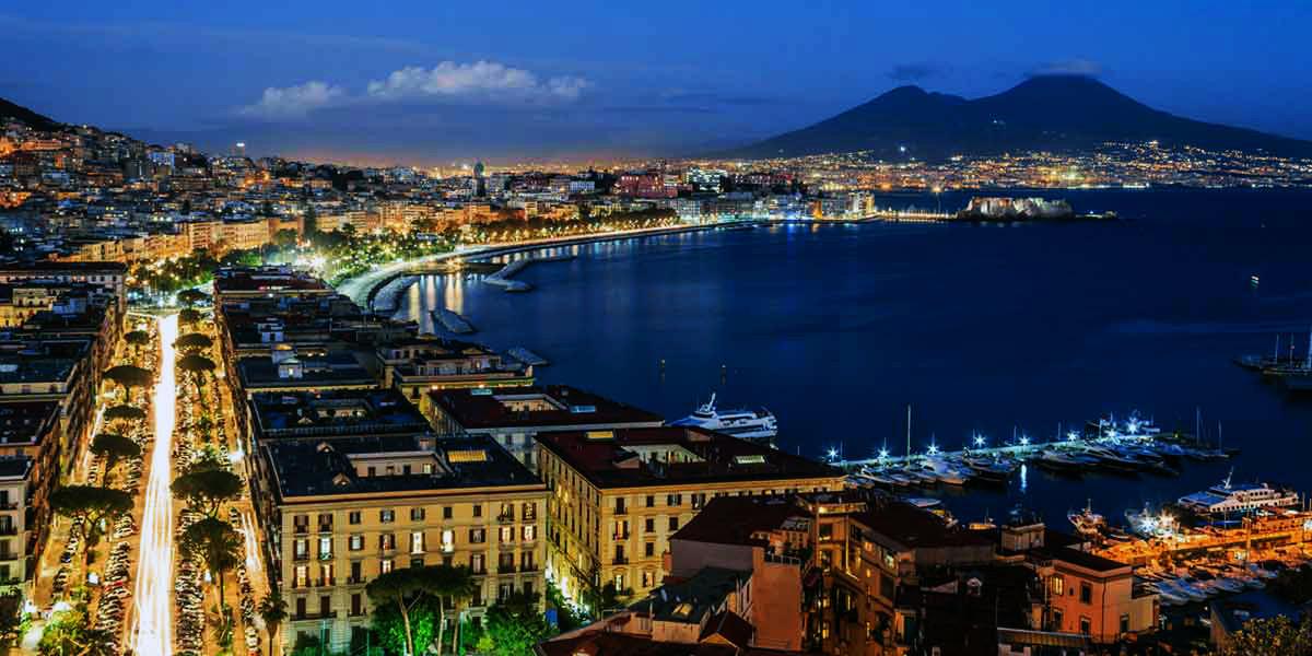 Napoli: una volta assaggiata, non se ne può più far a meno