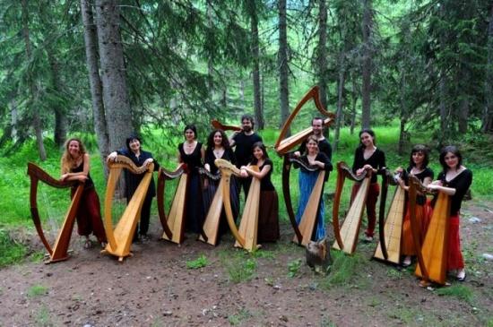 Celtica 2019 torna con i suoi ritmi nella cornice naturale di Courmayeur, in Valle d'Aosta