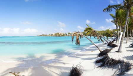 Anguilla Isola Caraibi