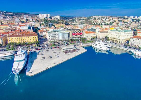 Il fascino di Rijeka (Fiume), una tappa da non perdere in Croazia