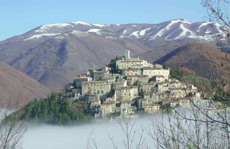 Un giorno a Labro, suggestivo borgo in provincia di Rieti