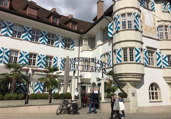 Un giorno a Schaffhausen (Svizzera): che cosa vedere