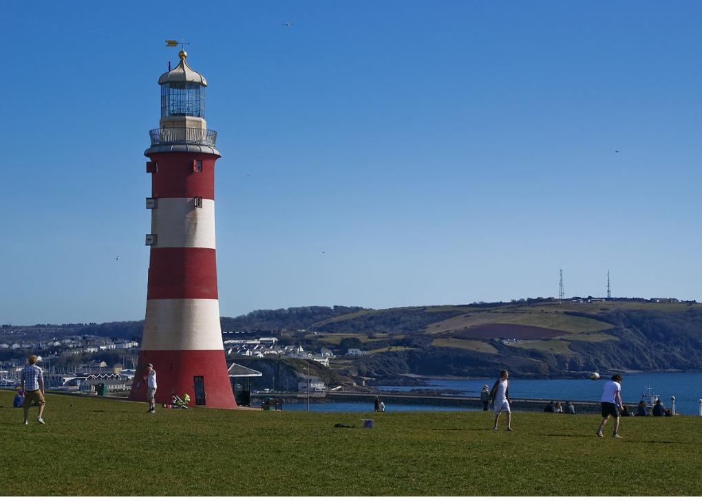 Plymouth: la capitale culturale del Devon