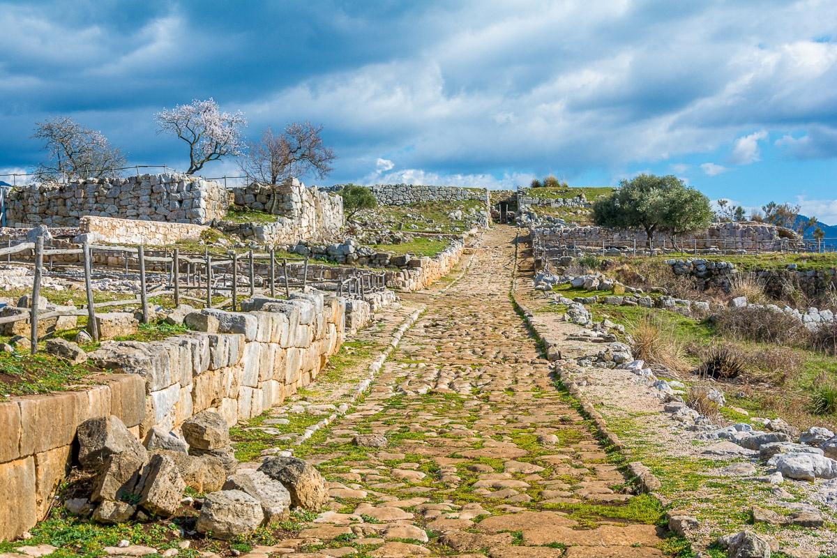 Norba: splendida roccaforte romana dove il tempo si è fermato al I secolo a.C.