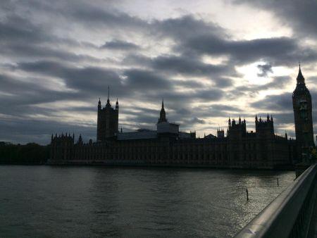 Big Ben e Houses of Parliament