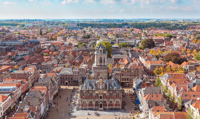 Viaggio in Olanda: un giorno a Delft